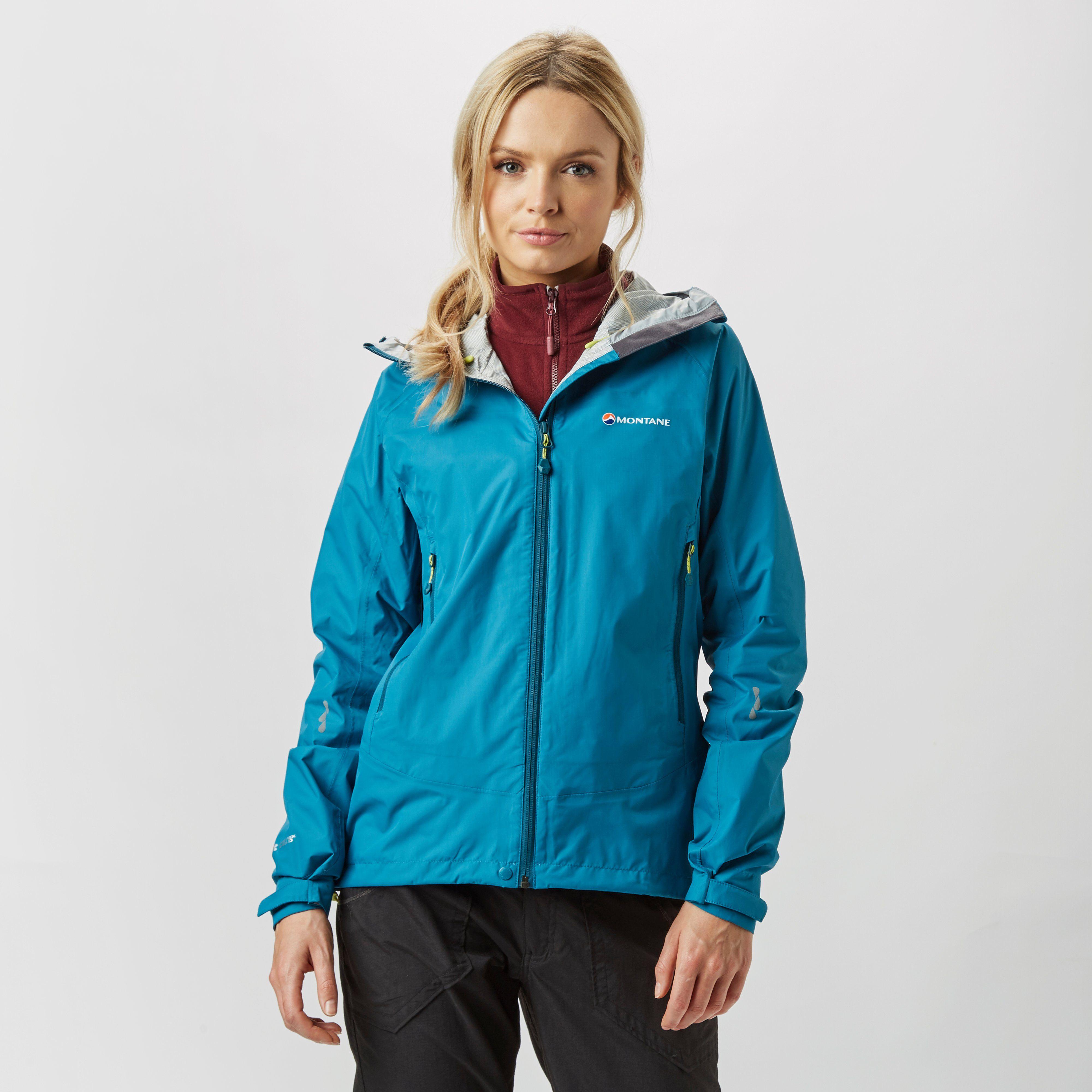 MONTANE Women's Atomic Waterproof Jacket