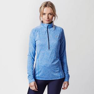 UNDER ARMOUR Women's UA Tech Half-Zip Twist Sweatshirt