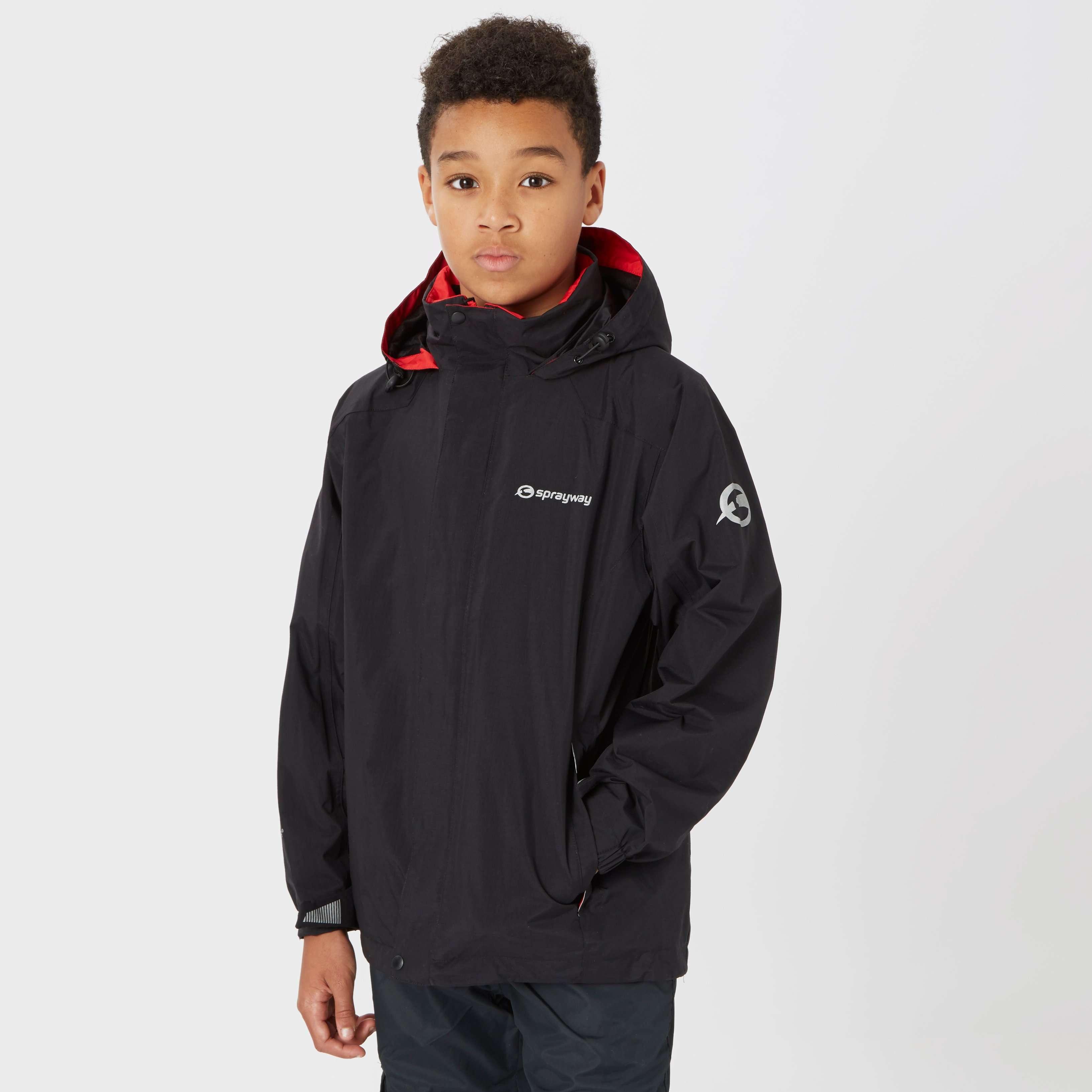 SPRAYWAY Boy's Sandpiper I.A Jacket