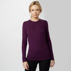 ICEBREAKER Women's Everyday Long Sleeve Crew Baselayer