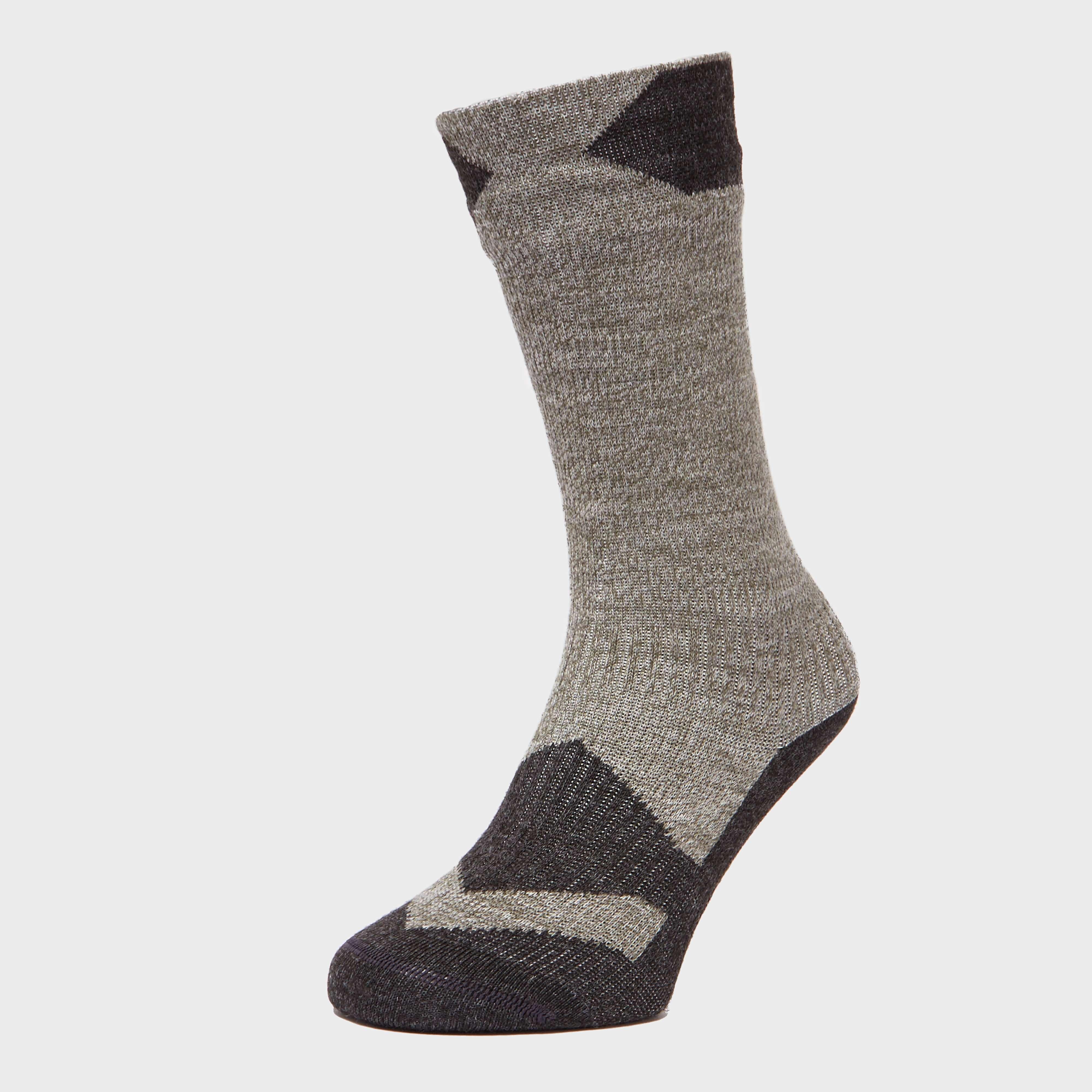 SEALSKINZ Mid Length Walking Socks