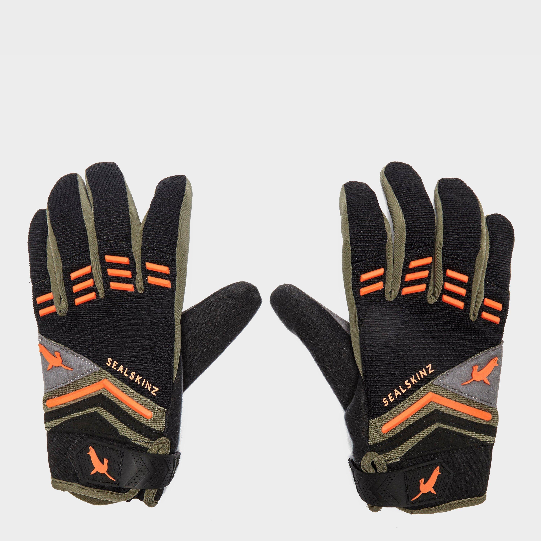SealSkinz Sealskinz Mens Dragon Eye Mountain Bike Gloves - Black, Black