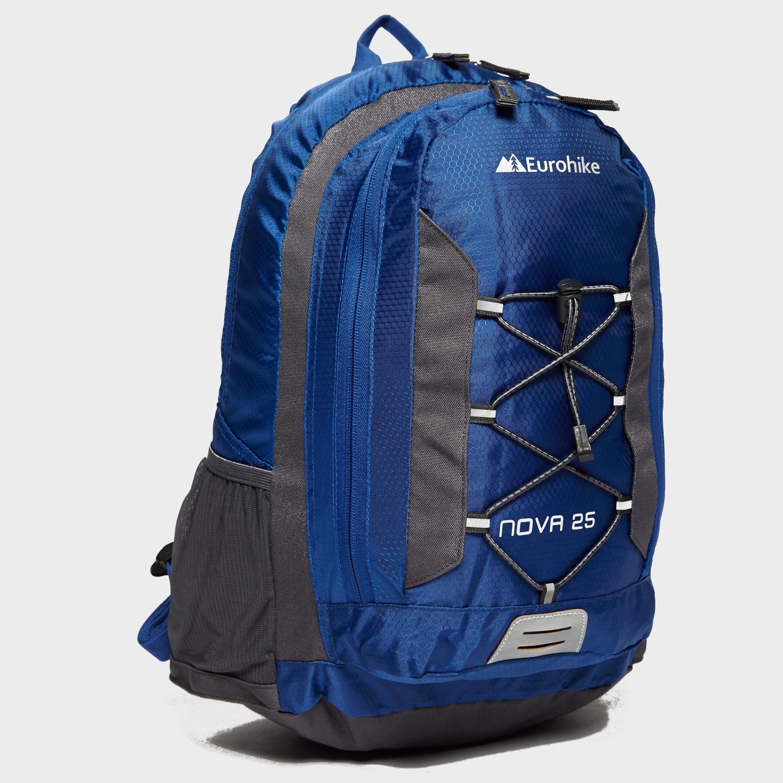Eurohike Eurohike Nova 25L Daysack - Blue, Blue