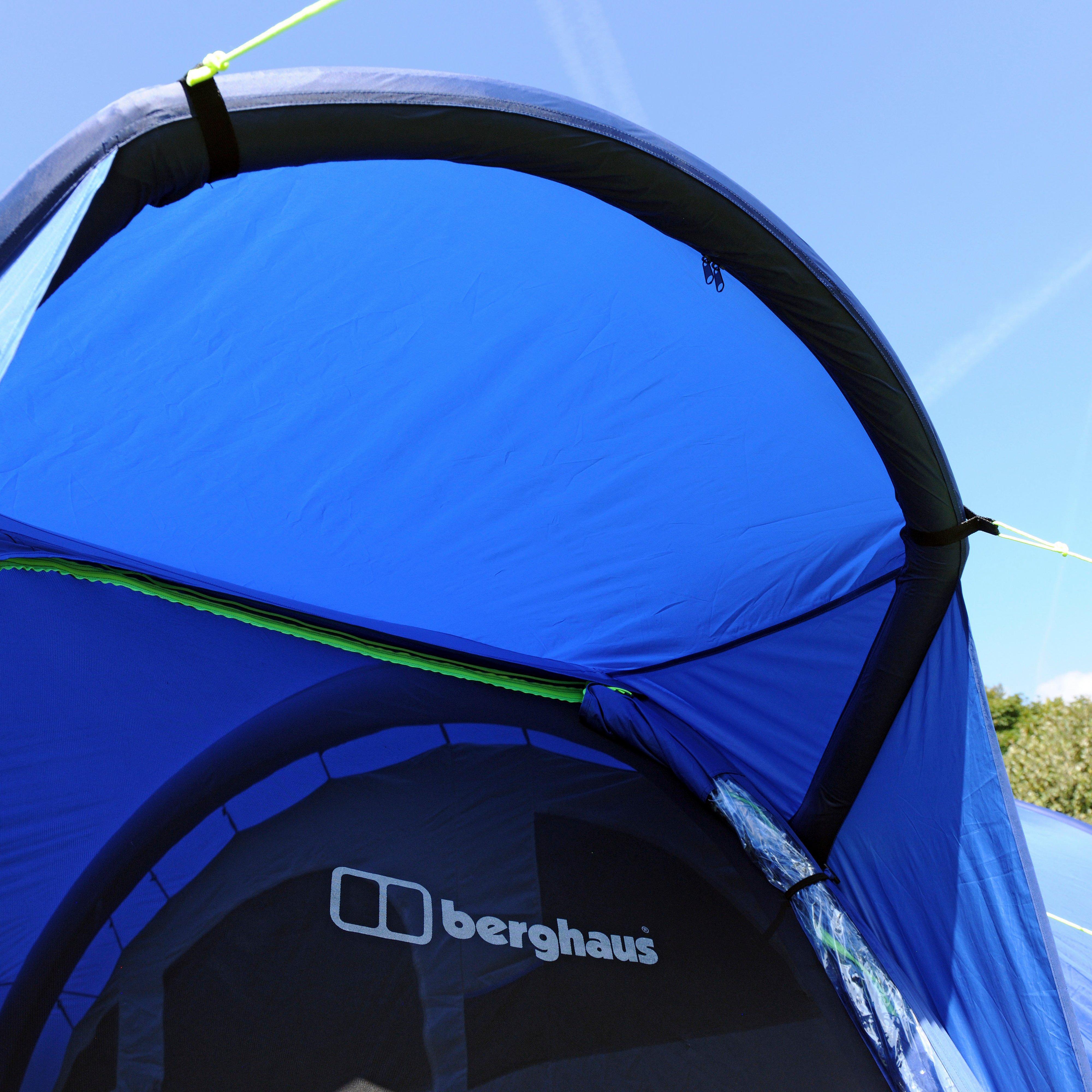 scroll downscroll up · BERGHAUS logo & Berghaus Air 6XL Air tent