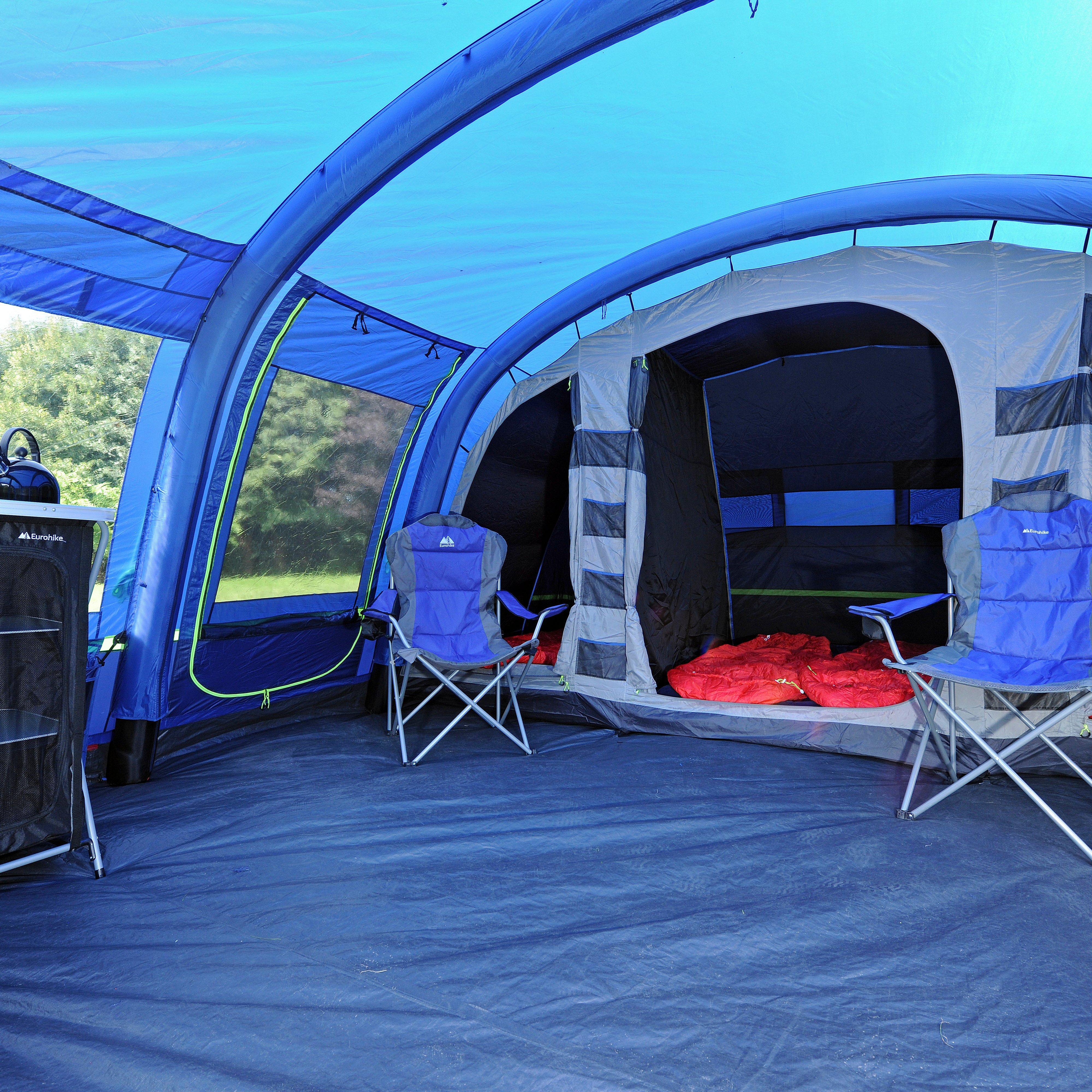scroll downscroll up · BERGHAUS logo & Berghaus Air 6 XL 6 Person Inflatable Tent