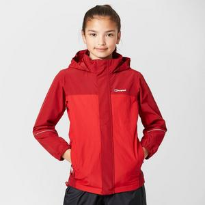 BERGHAUS Boy's Carrock Waterproof Jacket