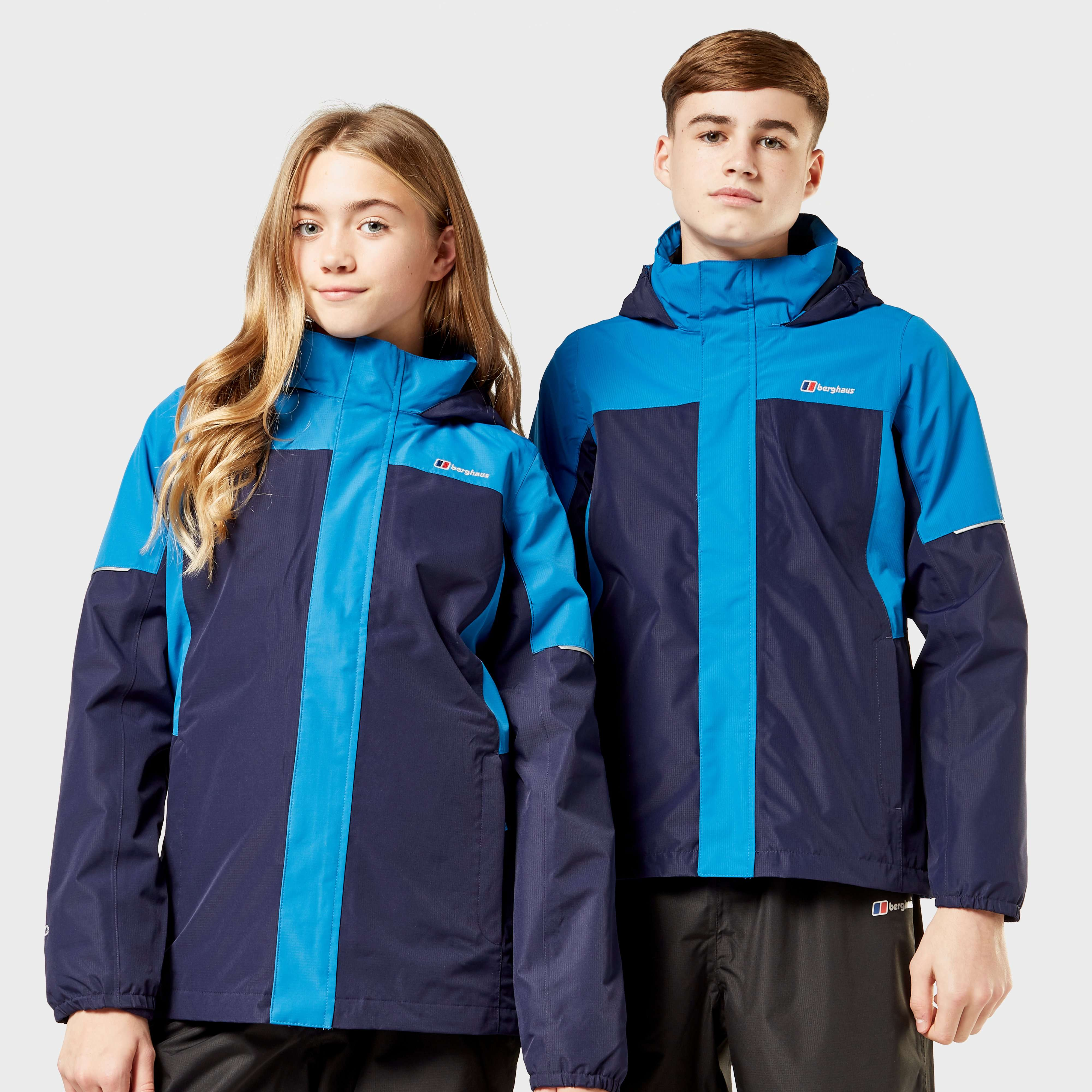BERGHAUS Boys' Carrock 3 in 1 Jacket