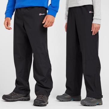 Black Berghaus Kids' Drift Over Trousers