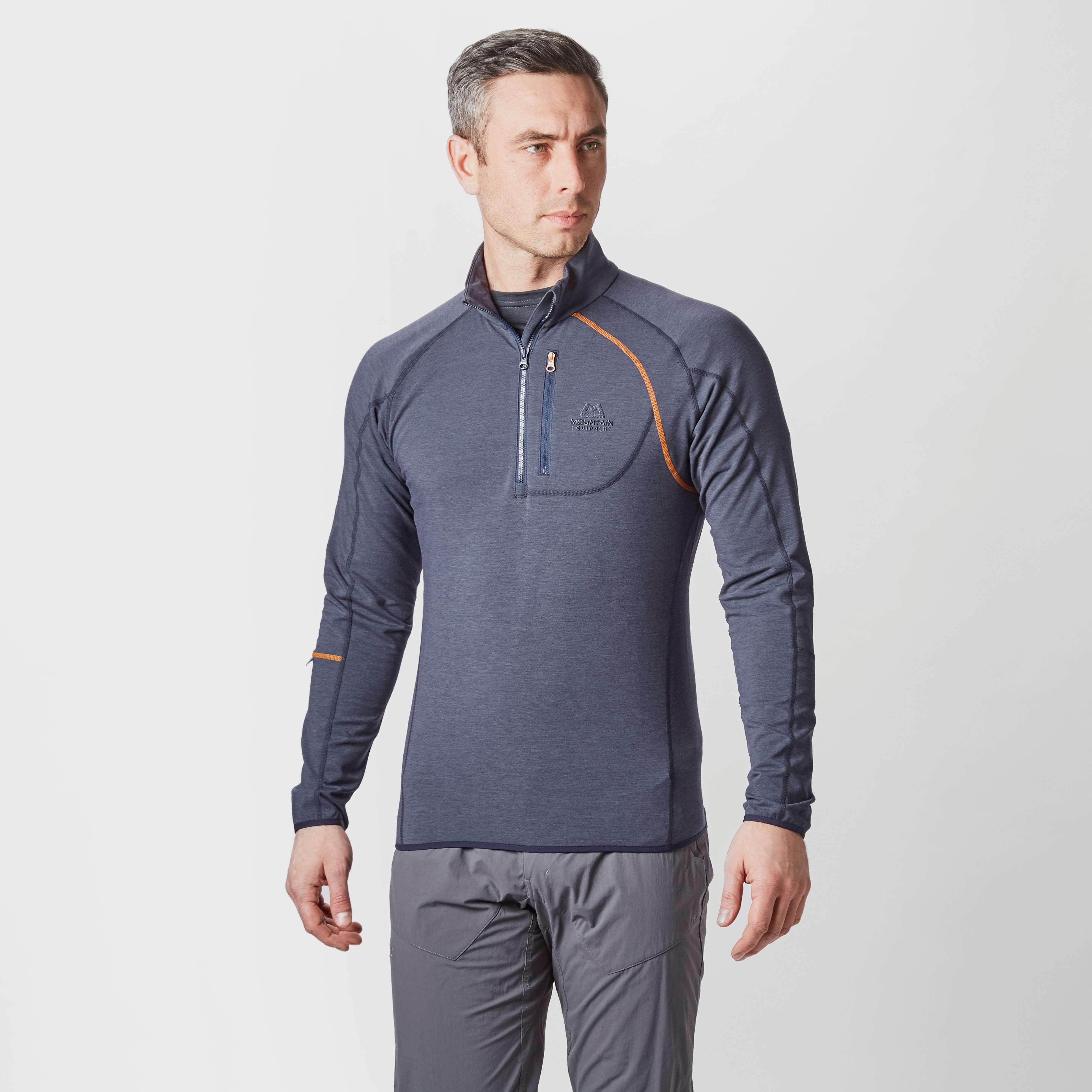 MOUNTAIN EQUIPMENT Men's Sidewinder Zip Fleece