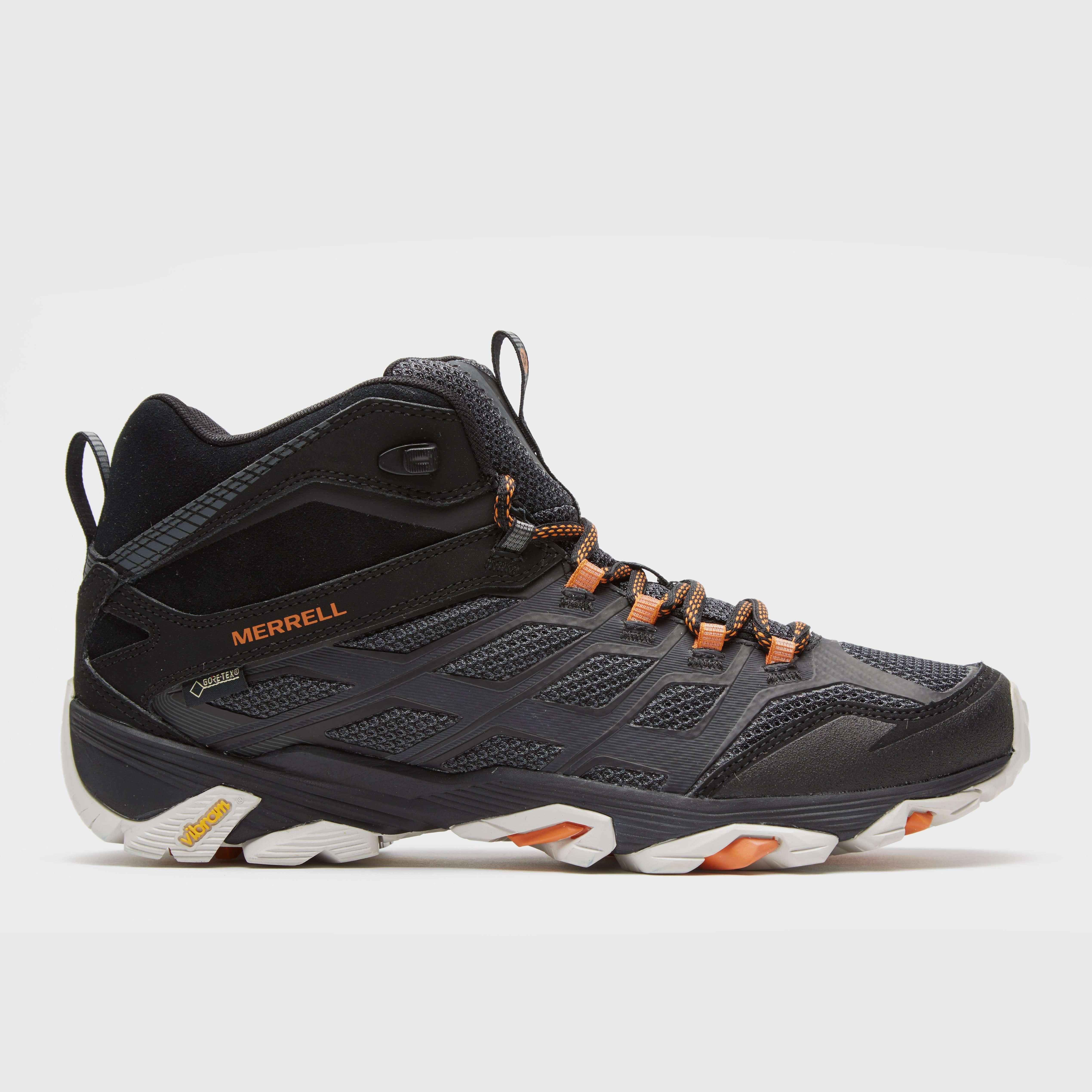 MERRELL Men's Moab FST GORE-TEX® Mid Boots