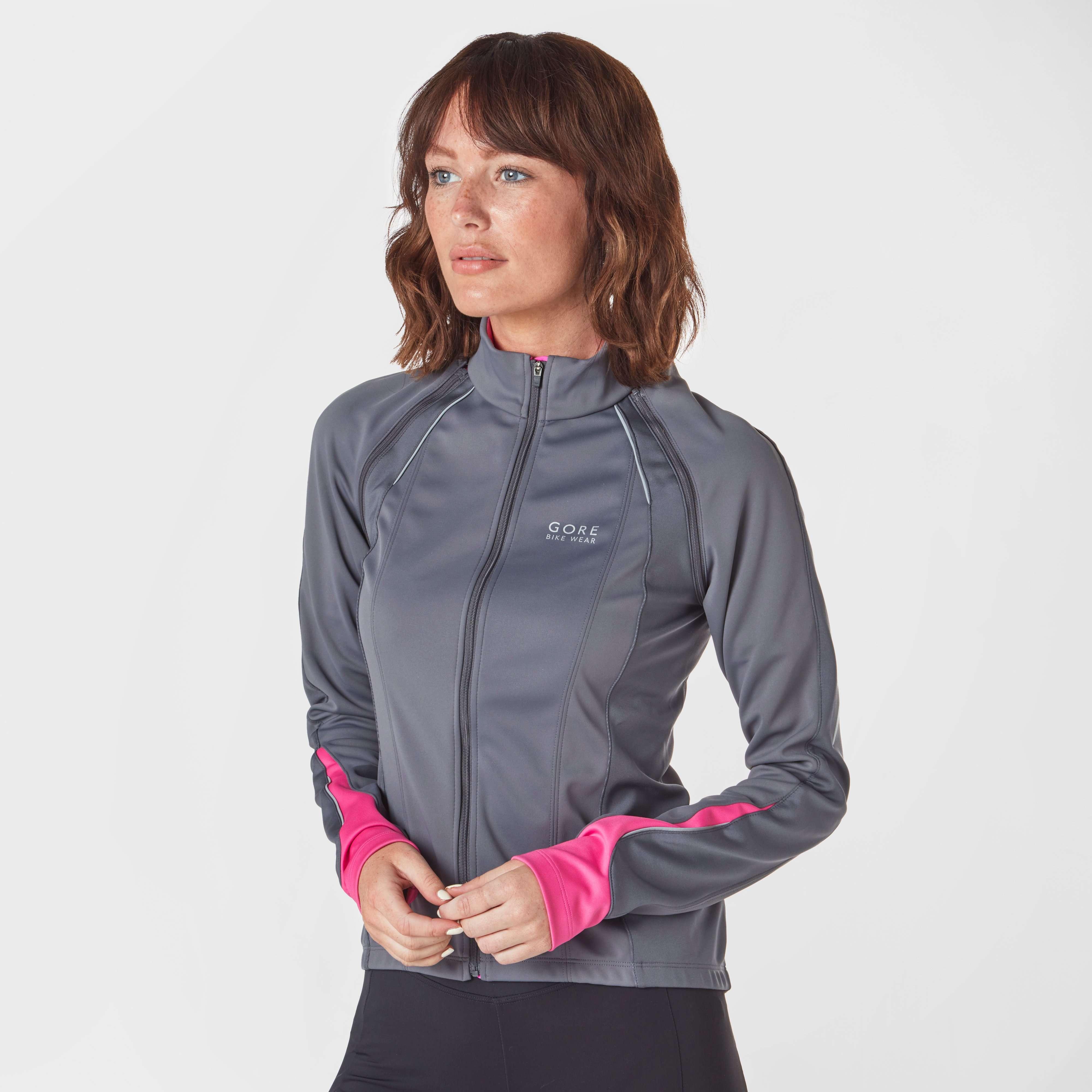 GORE Women's Phantom WINDSTOPPER® Softshell Jacket
