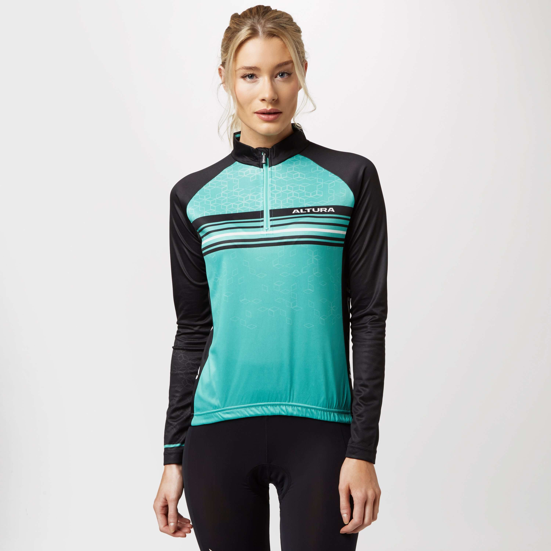 ALTURA Women's Peloton Long Sleeve Jersey