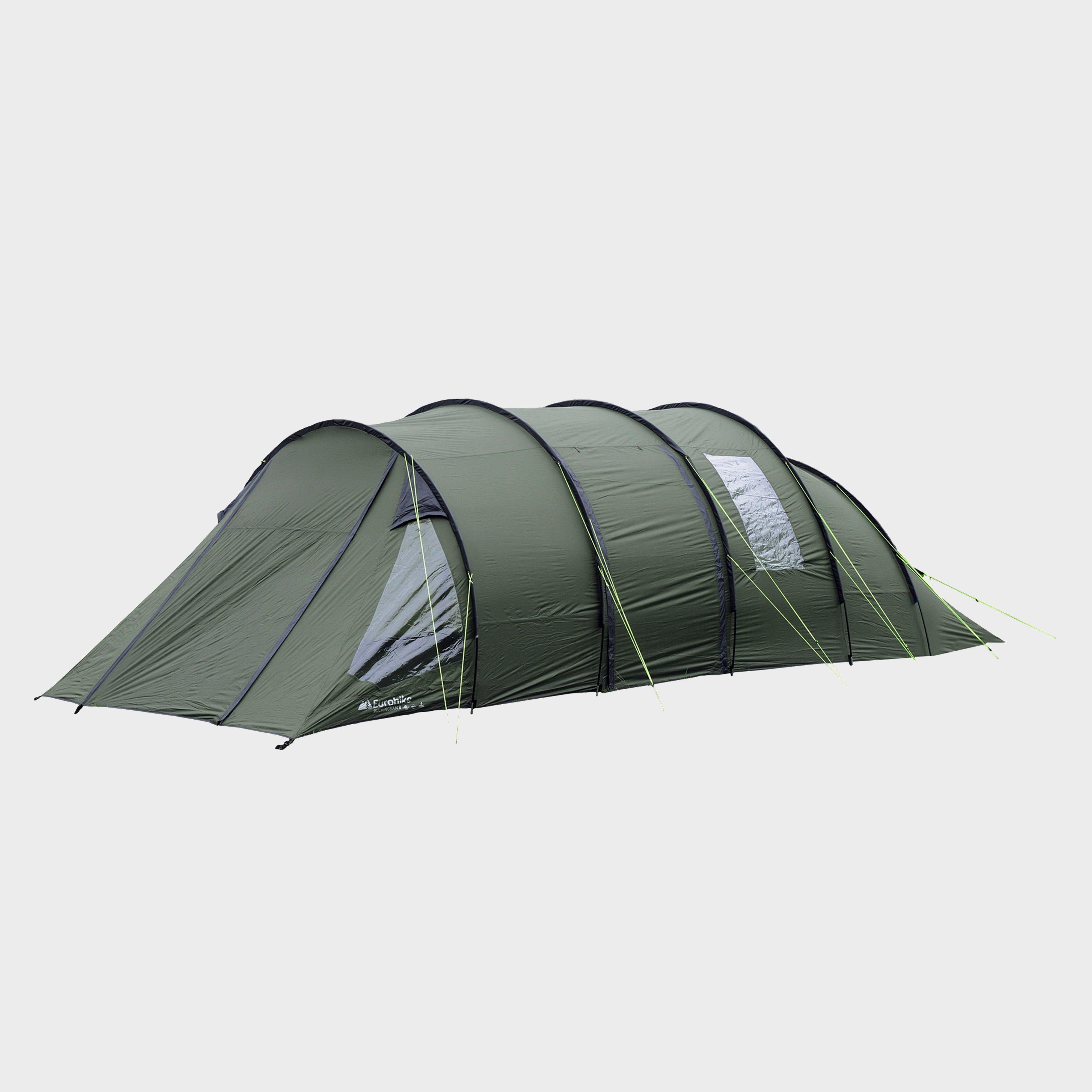EUROHIKE Buckingham 8 Classic 8 Person Tent & Eurohike Tents u0026 Camping Equipment | Blacks