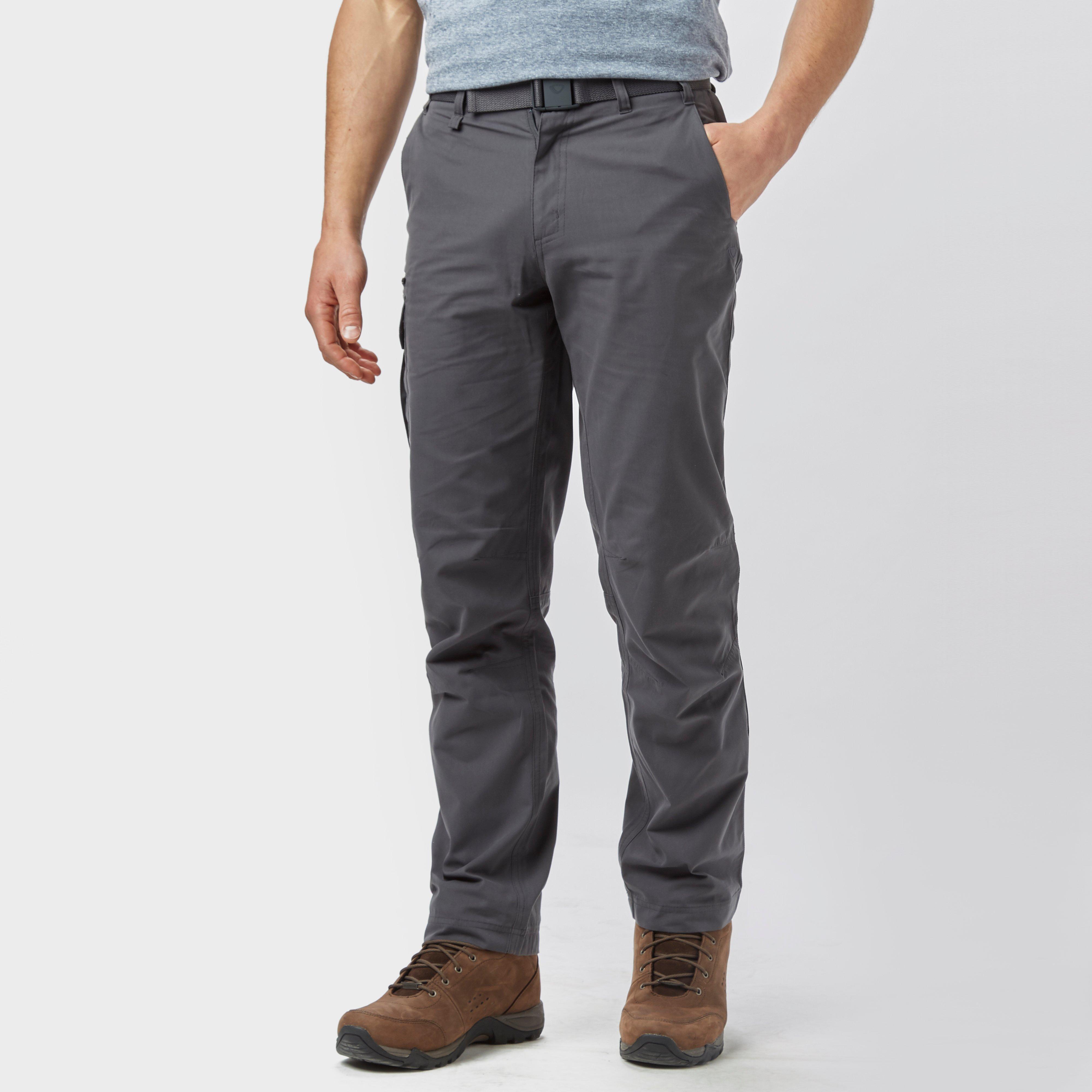 Brasher Brasher Mens Walking Trousers - Grey, Grey