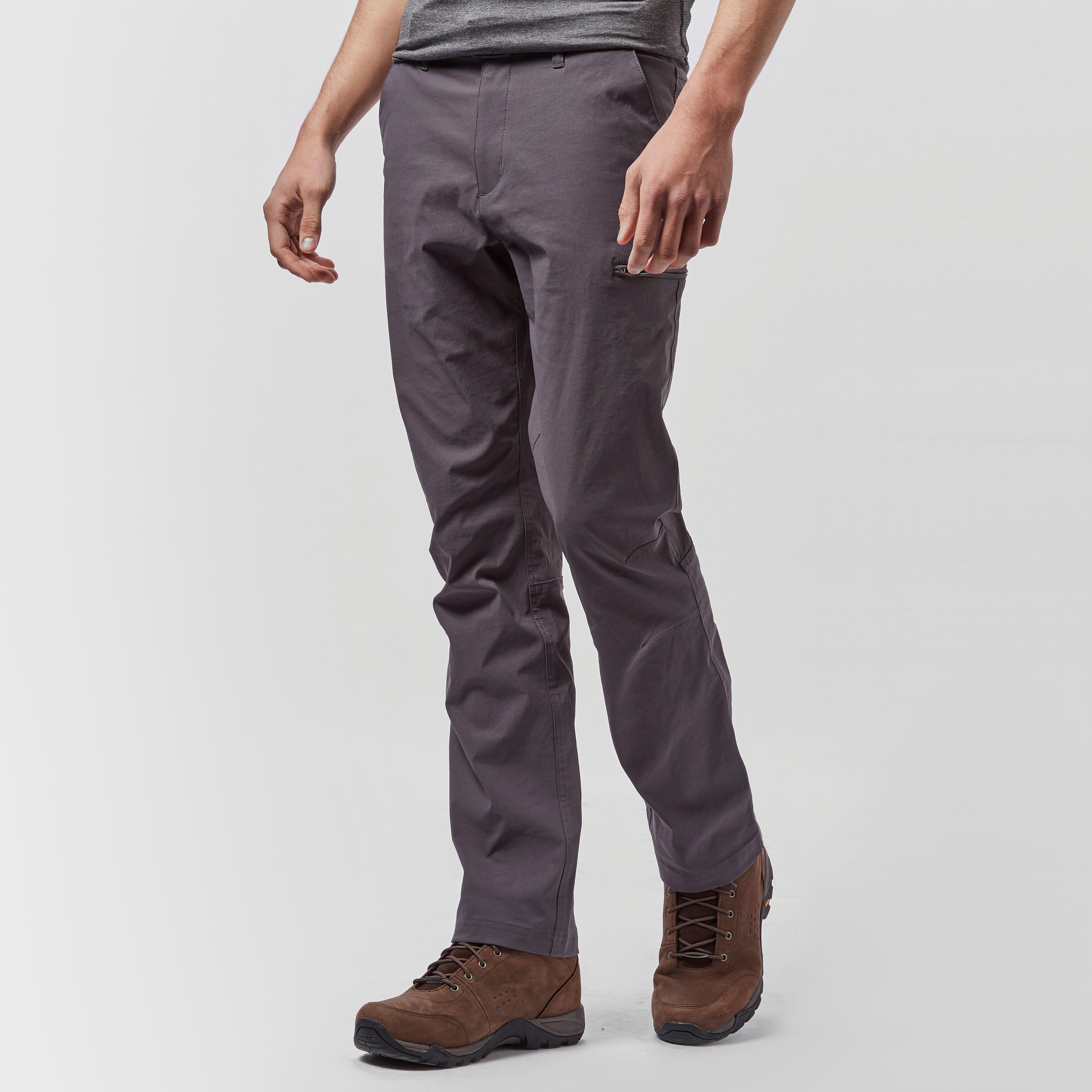 Brasher Brasher Mens Stretch Trousers - Grey, Grey