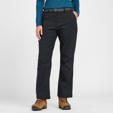 Black Brasher Women's Stretch Walking Trousers