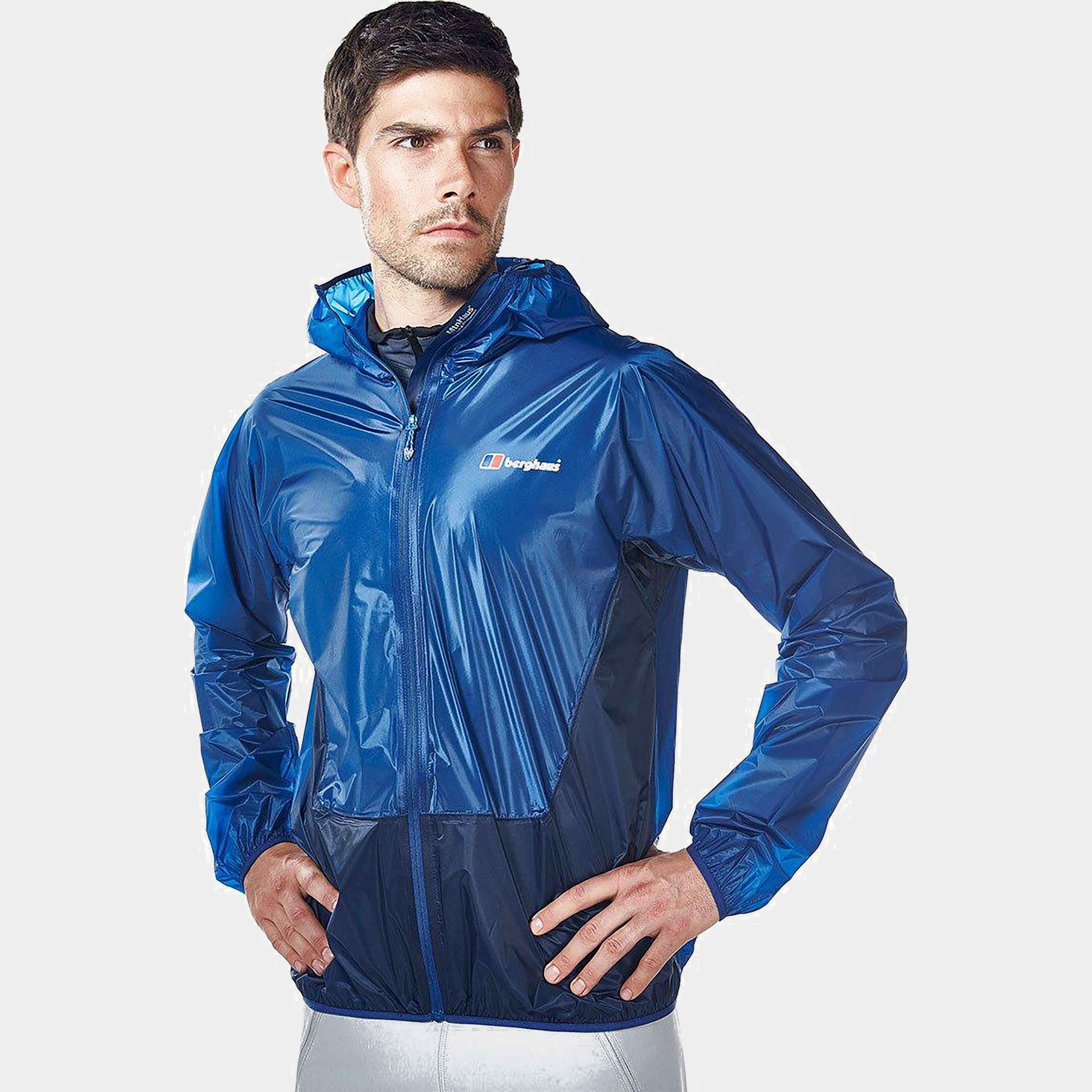 BERGHAUS Men's Extrem Waterproof Hyper Jacket