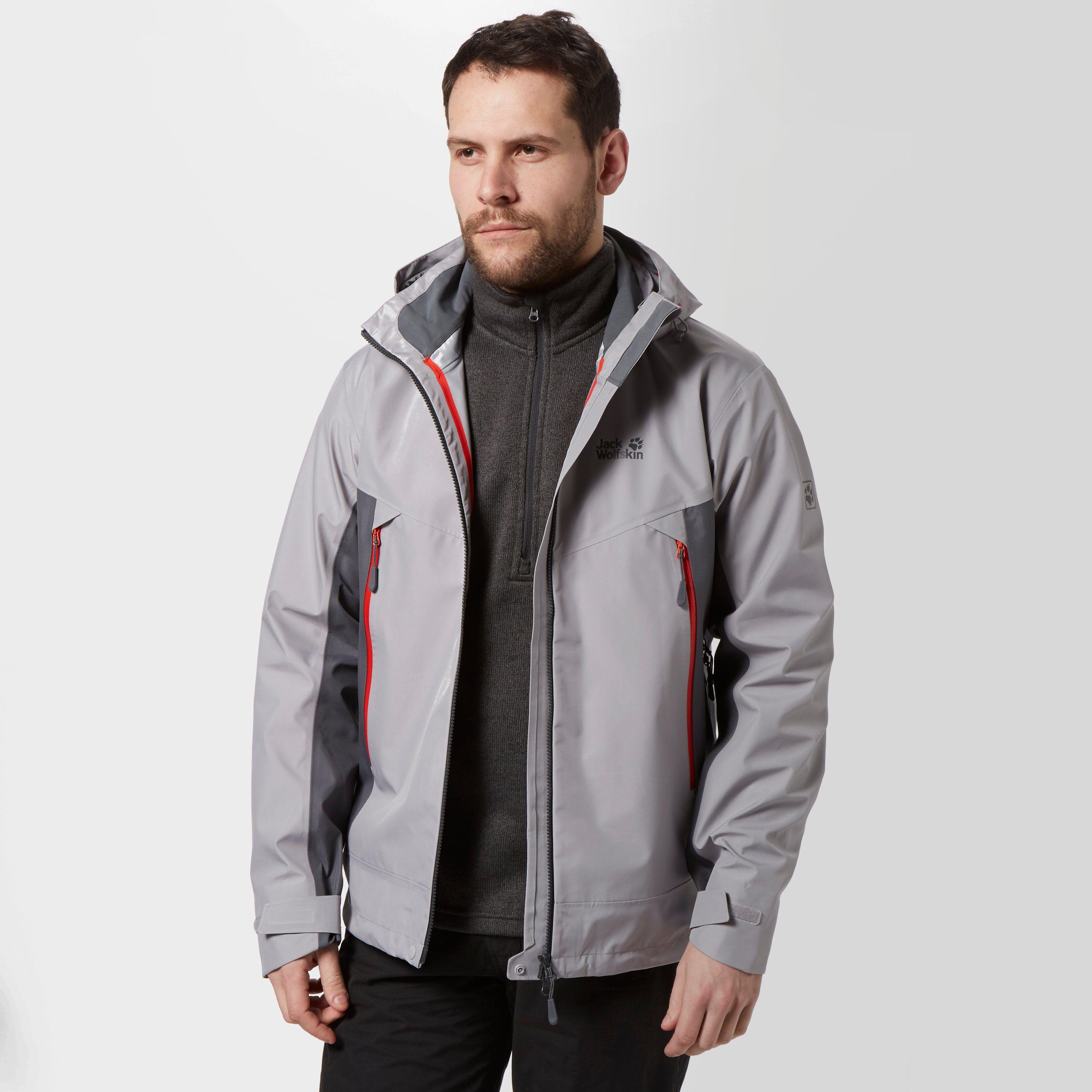 JACK WOLFSKIN Men's Refugio Jacket