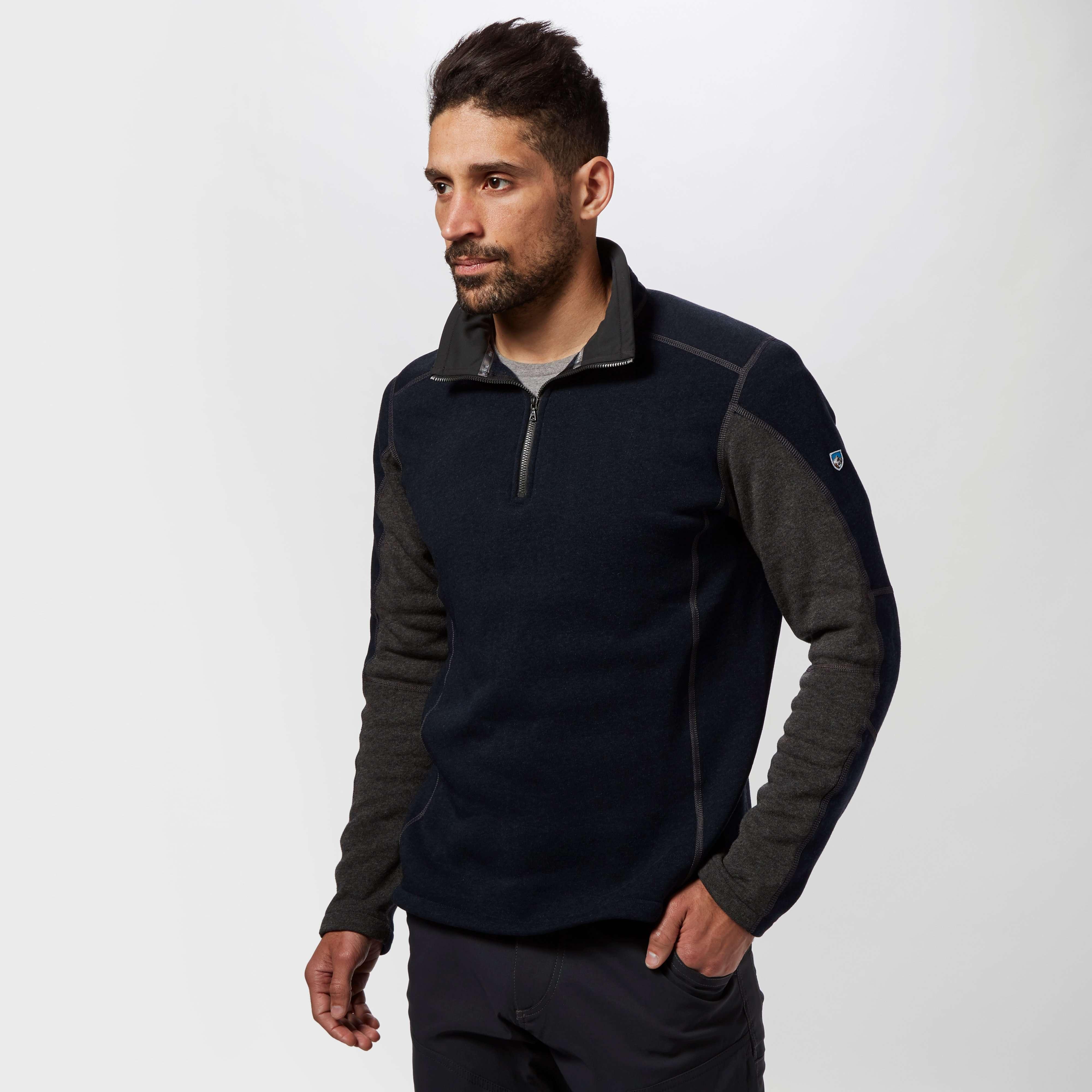 KUHL Men's Revel Quarter Zip Fleece
