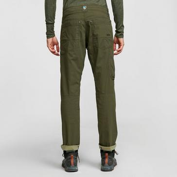 Grey|Grey Kuhl Men's Revolvr Trousers