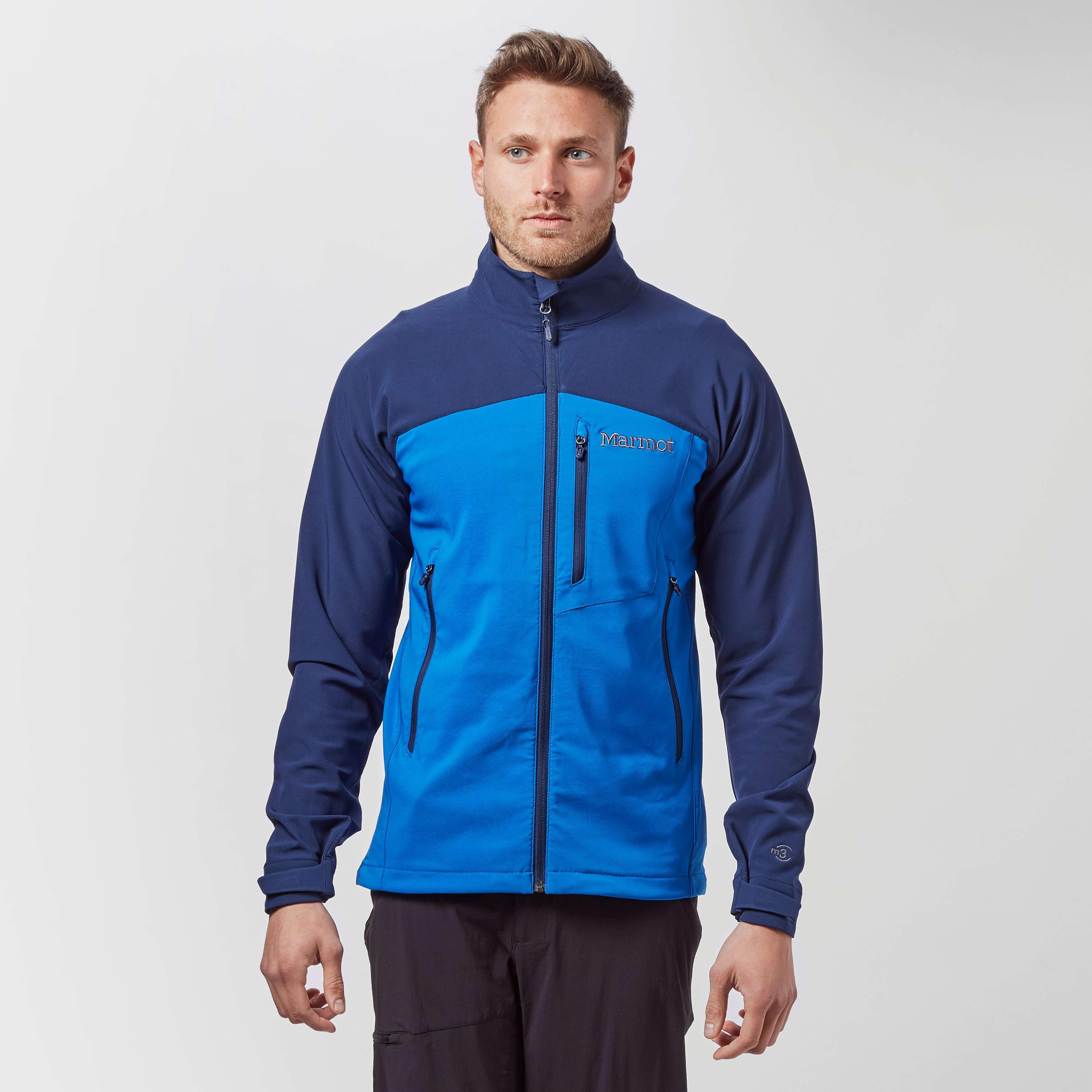 MARMOT Men's Estes Hooded Softshell Jacket