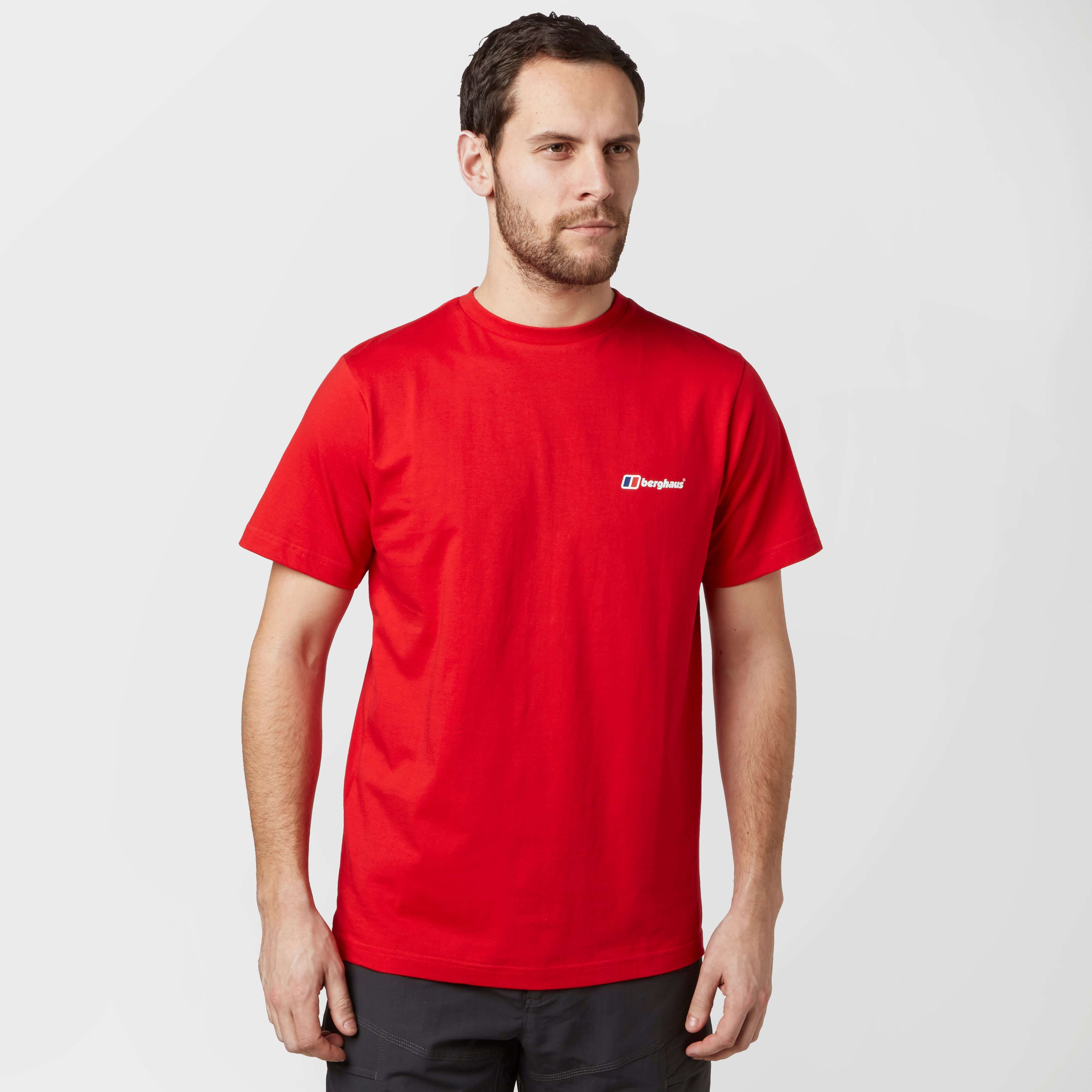 BERGHAUS Men's Blocked T-Shirt