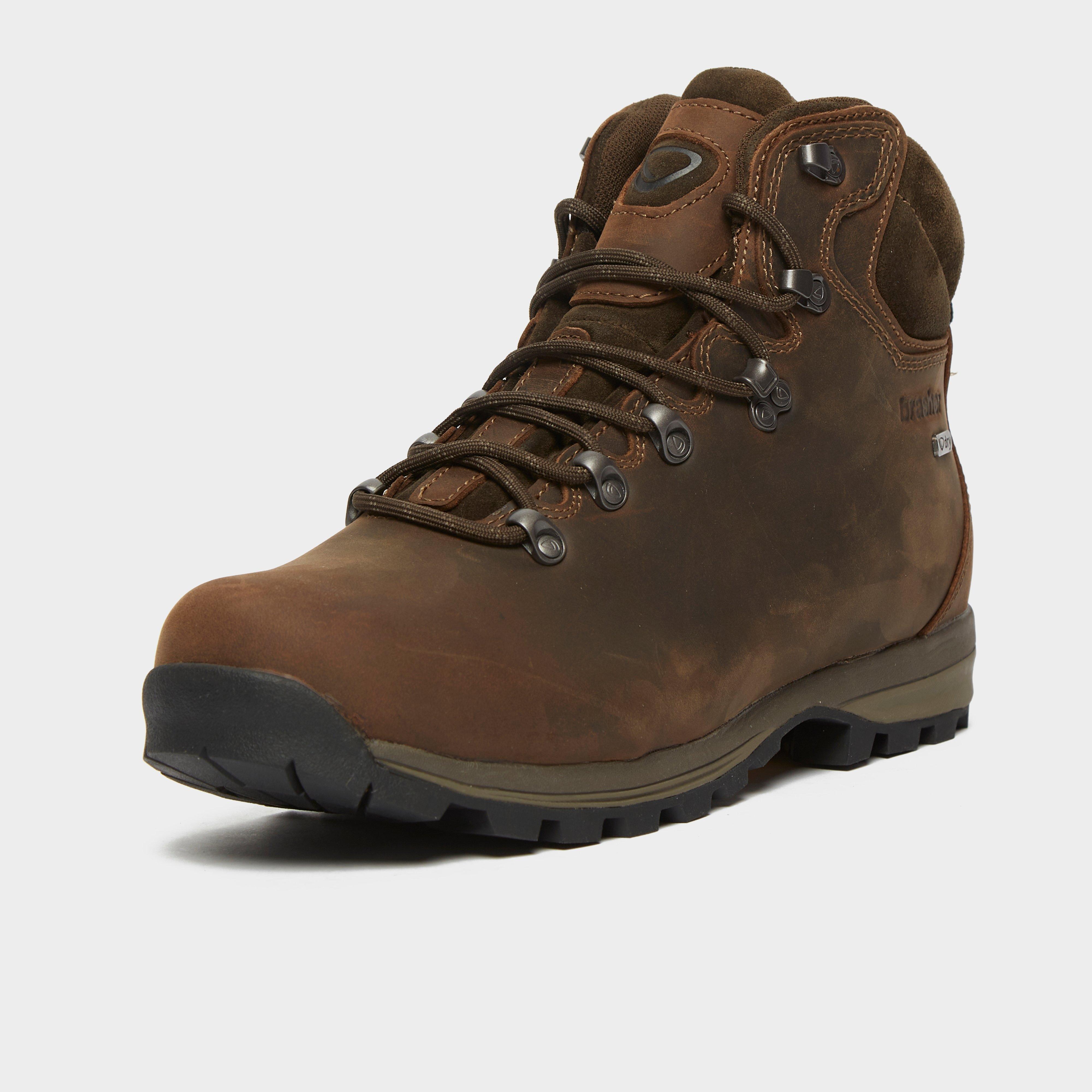 BRASKER MID - Walking boots - brown Cheap Really 2018 New For Sale OYeN8