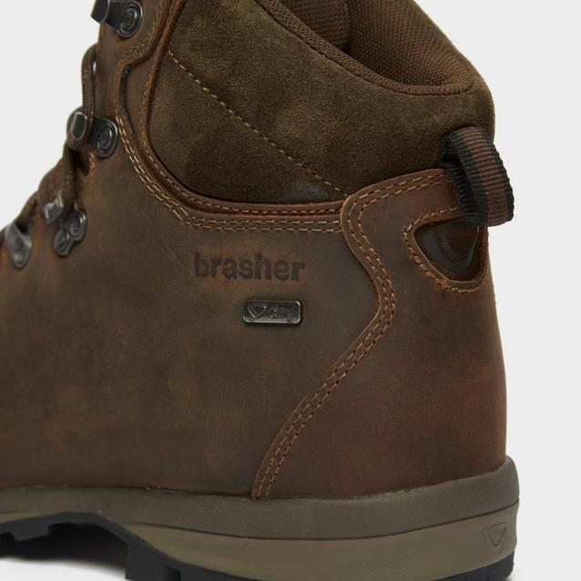 1097e37f Brown BRASHER Men's Country Walker Walking Boots image 4
