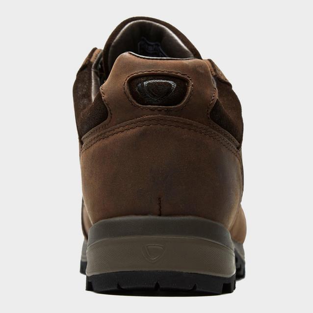 Brasher Brown Mens Country Roamer Walking Shoe