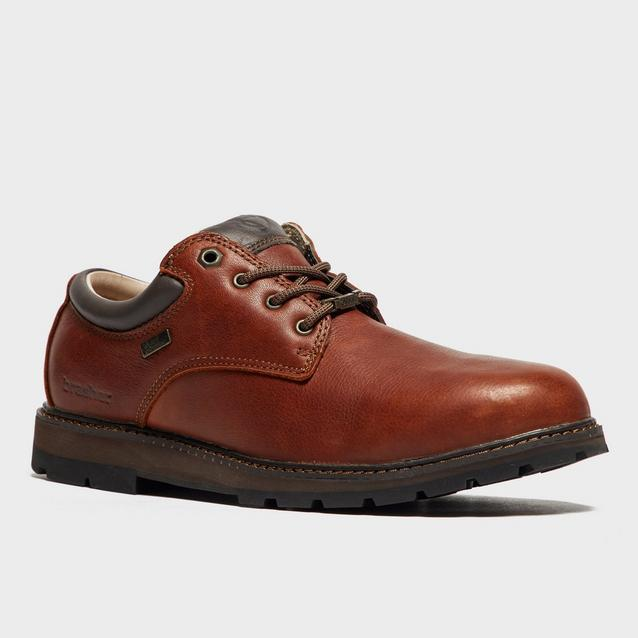 745339a6dfe43 Brown BRASHER Men's Country Classic Walking Shoes image 3