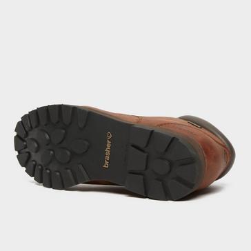 Brown Brasher Men's Country Traveller Walking Boot