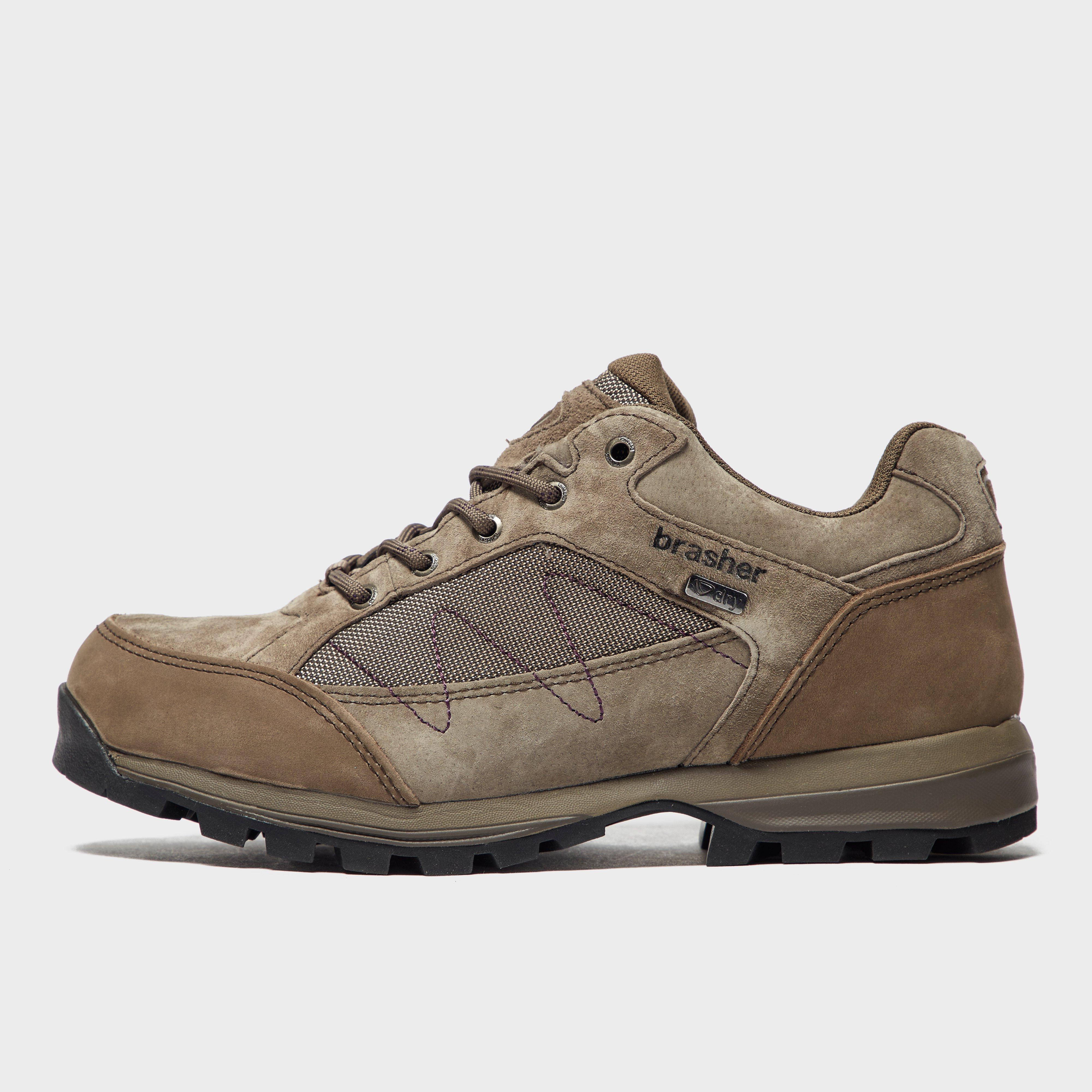 Brasher Brasher Womens Country Hiker Walking Shoes - Brown, Brown