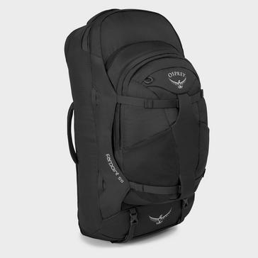 Black Osprey Farpoint 55 Travel Pack