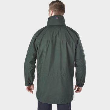 Green Berghaus Men's Cornice II GORE-TEX®Long Jacket