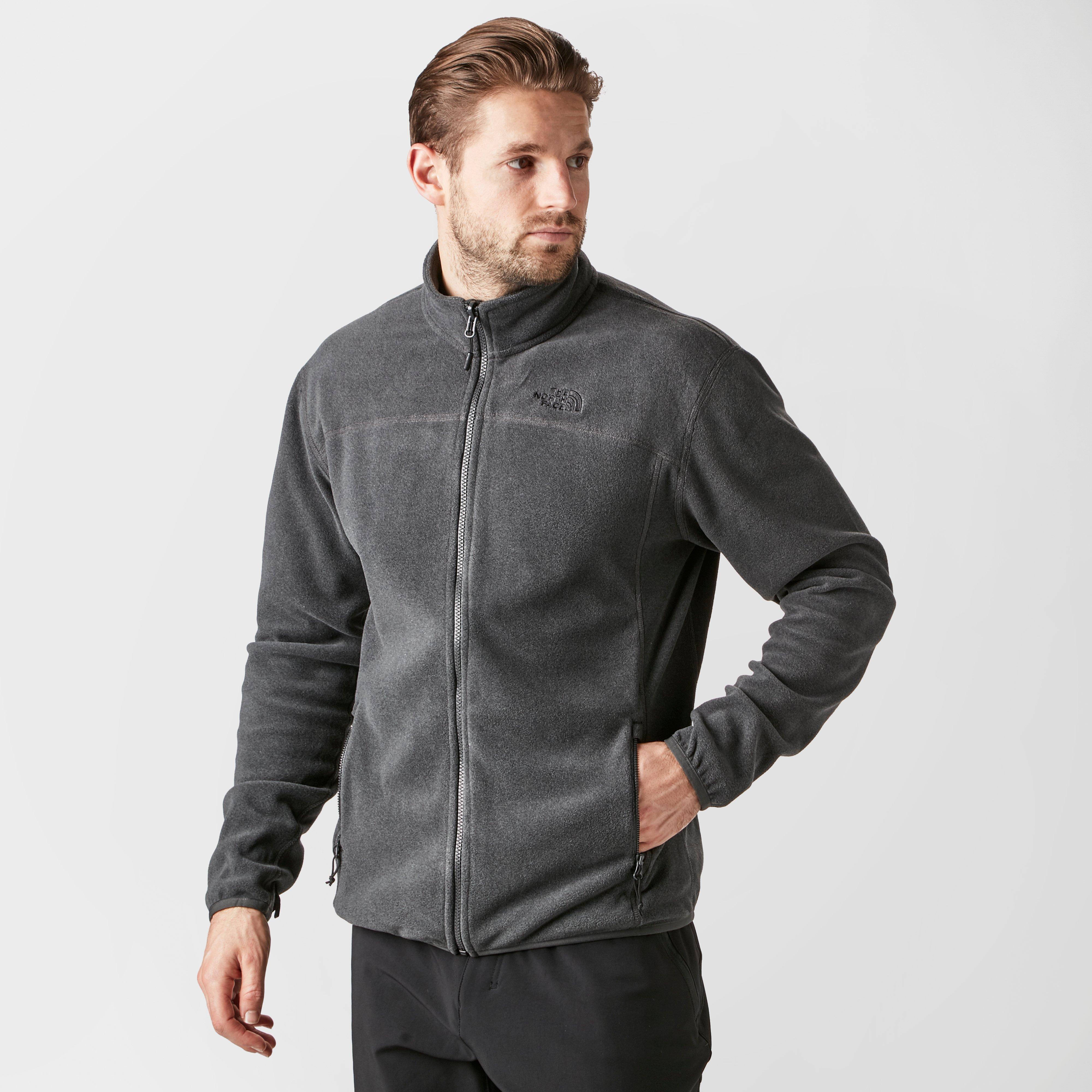 12bf95d1cd41 Details about New The North Face Men s 100 Glacier Full Zip Fleece Jacket