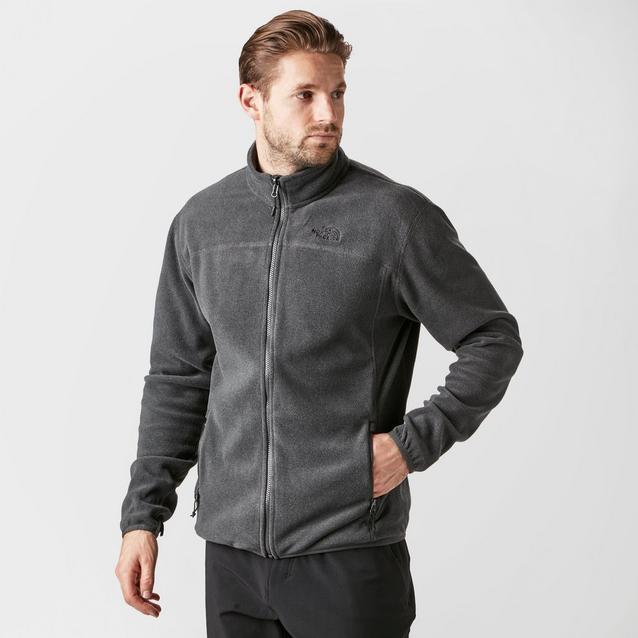 f57a1525544 THE NORTH FACE Men's 100 Glacier Full Zip Fleece Jacket image 1