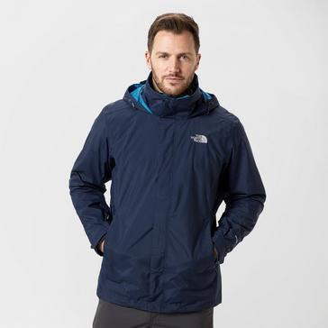 4afe614f7908 Navy THE NORTH FACE Men s Evolve II Triclimate® 3-in-1 Jacket