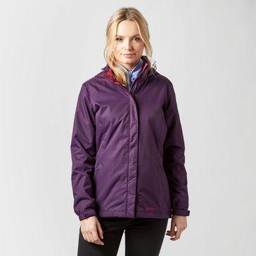 abe0781810d Purple PETER STORM Women s Storm II Waterproof Jacket ...