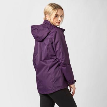 Purple Peter Storm Women's Storm II Waterproof Jacket