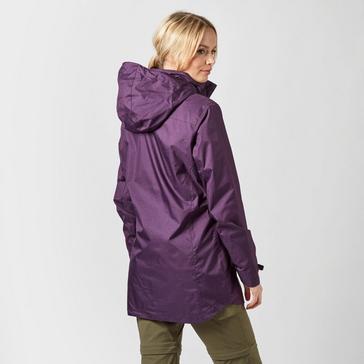 Purple Peter Storm Women's Mistral Jacket