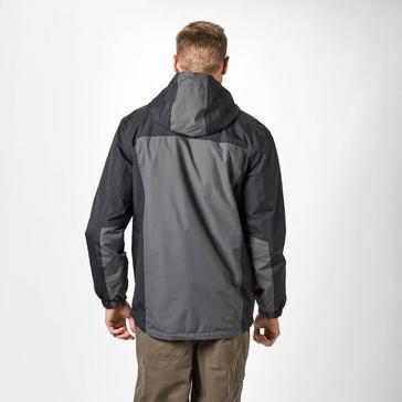 Light Grey Peter Storm Men's Pennine II Waterproof Jacket