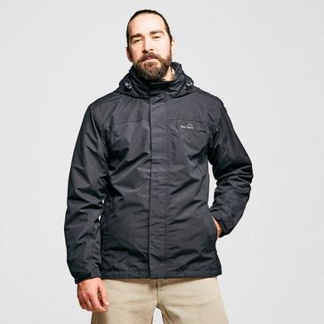 Black Peter Storm Men's Downpour 2-Layer Waterproof Jacket