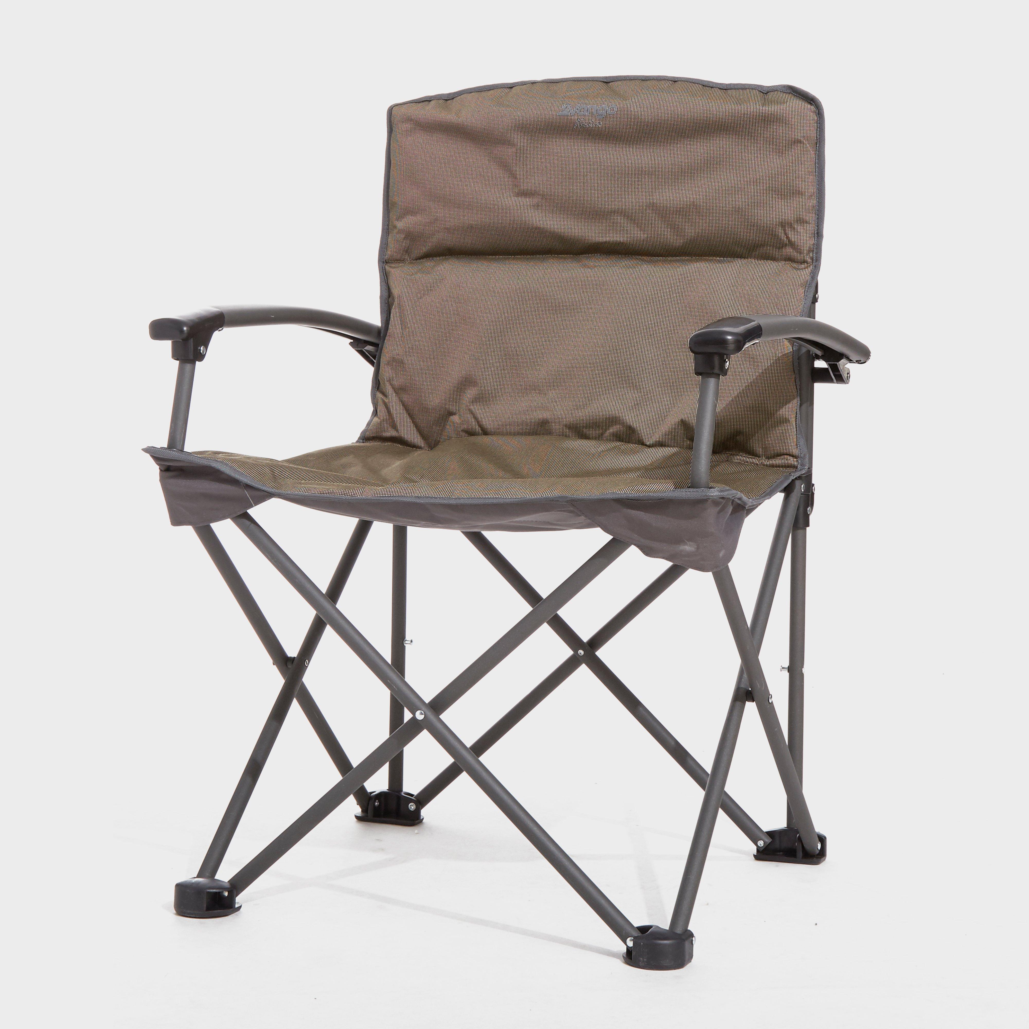 Vango Kraken Camping Chair, Brown