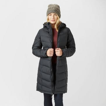 c980dff6bf Black JACK WOLFSKIN Women's Selenium Long Jacket