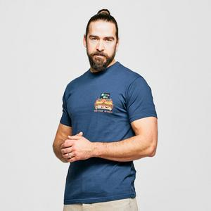 WEIRD FISH Men's Breaking Crab T-Shirt