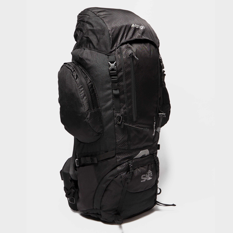 Vango Vango Sherpa 65L Rucksack - Black, Black