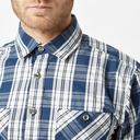 BRAKEBURN Men's Check Short Sleeve Shirt image 4