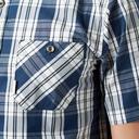 BRAKEBURN Men's Check Short Sleeve Shirt image 5