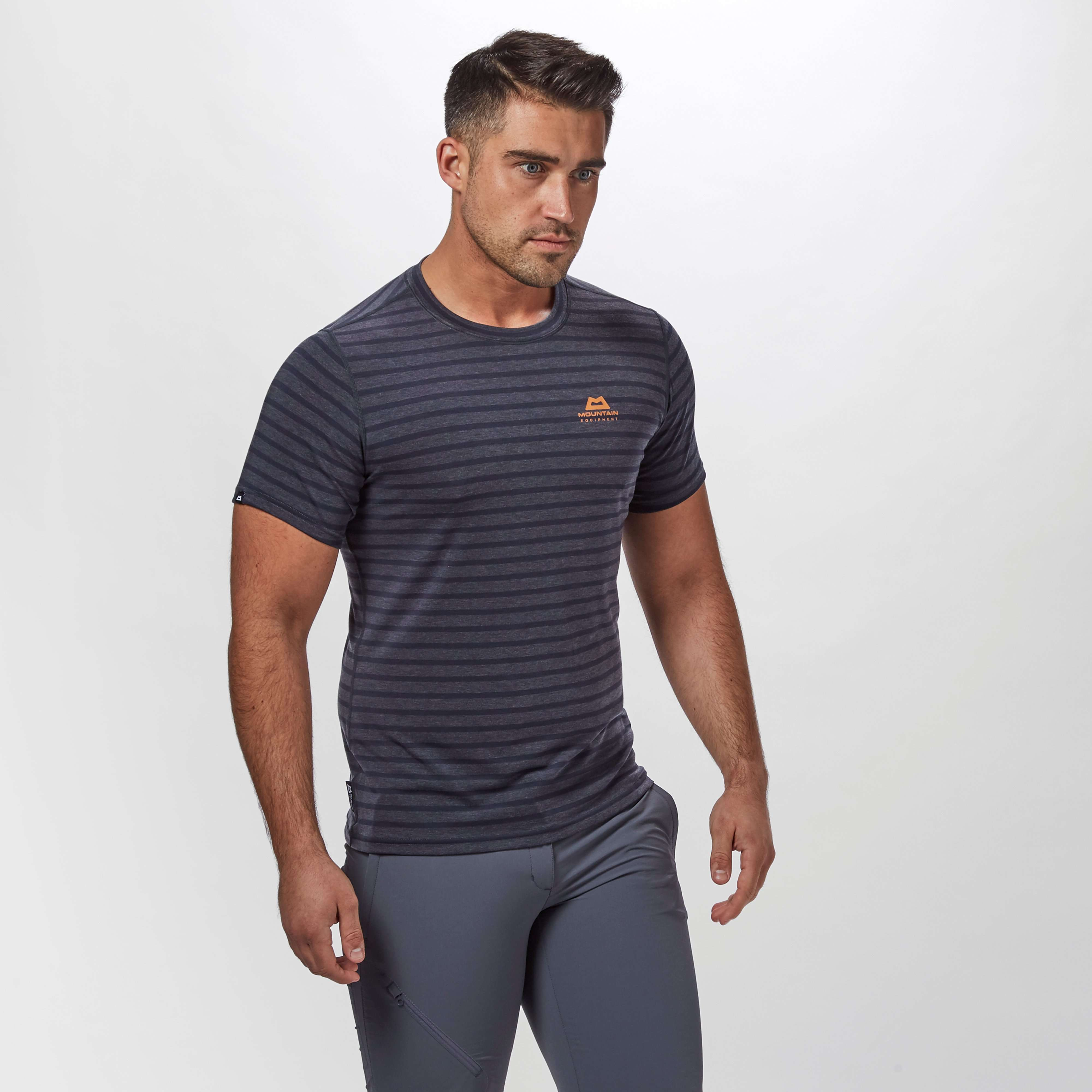 MOUNTAIN EQUIPMENT Men's Ground Up T-Shirt