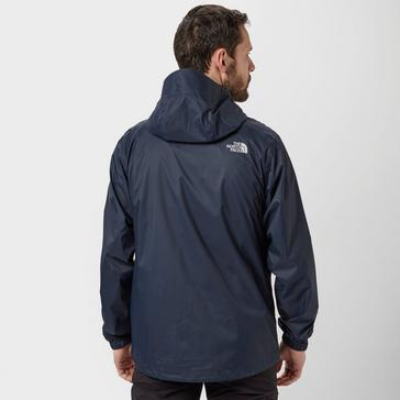 Navy The North Face Men's Quest DryVent™ Jacket